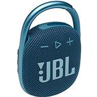 JBL CLIP4 kék - Bluetooth hangszóró