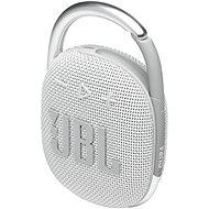 JBL CLIP4 fehér - Bluetooth hangszóró