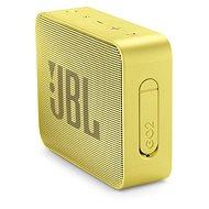 JBL GO 2 sárga - Bluetooth hangszóró