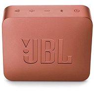 JBL GO 2 cinnamon - Bluetooth hangszóró