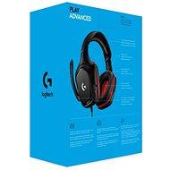 Logitech G332 - Gamer fejhallgató