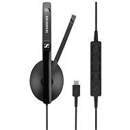 Sennheiser SC130 USB-C - Fej-/fülhallgató