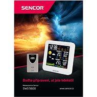 Sencor SWS 5600 - Időjárás állomás