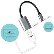 I-TEC USB-C Metal HDMI Adapter 60Hz - Átalakító