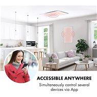 Klarstein Wonderwall Smart 600W - Hősugárzó