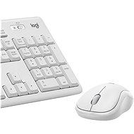 Logitech Wireless Combo MK295, fehér  (US INT) - Billentyűzet+egér szett