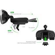 iOttie iTap Magnetic CD Slot Mount - Telefontartó