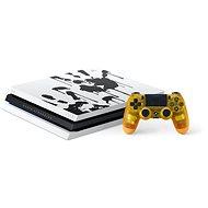 PlayStation 4 Pro 1TB Death Stranding Limited Edition - Konzol