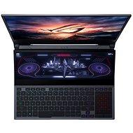 Asus ROG Zephyrus Duo GX550LXS-HC060T Gunmetal Gray fém - Gamer laptop