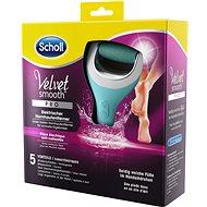 SCHOLL Velvet Smooth WET&DRY - Elektromos reszelő