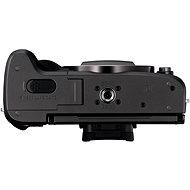 Canon EOS M5 fekete + EF-EOS M adapter - Digitális fényképezőgép