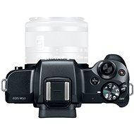 Canon EOS M50 fekete + EF-M 18-150 mm IS STM - Digitális fényképezőgép