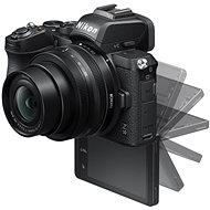 Nikon Z50 + 16-50 mm + FTZ adapter - Digitális fényképezőgép