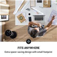 OneConcept Heat Spire fekete - Hősugárzó ventilátor