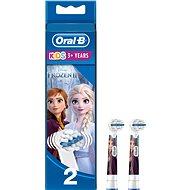 Oral-B Kids tartalék fej Jégvarázs 2db - Pótfej elektromos fogkeféhez