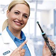 Oral-B tartalék fej EB50 CrossAction Black 8db - Pótfej