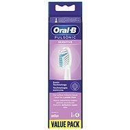 Oral-B Pulsonic Sensitive, 4 db - Fogkefe fej