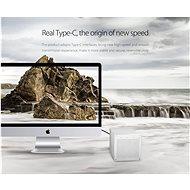 """ORICO Honeycomb 2 x 3.5"""" HDD box USB-C - Külső merevlemez ház"""