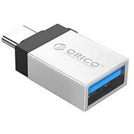 ORICO Type-C (USB-C) to USB-A OTG Adapter Silver - Átalakító