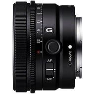 Sony FE 24mm f/2.8 G - Objektív