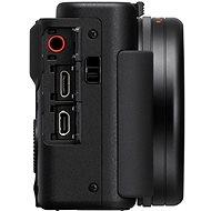 Sony ZV-1 + ECM-W2BT mikrofon - Digitális fényképezőgép