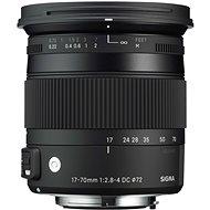 Sigma 17-70 mm F2.8-4 DC MACRO HSM Sony (Contemporary sorozat) - Objektív