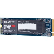 GIGABYTE NVMe 256GB SSD - SSD meghajtó