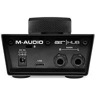 M-Audio AIR Hub - Külső hangkártya