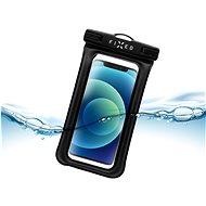 FIXED Float Edge reteszelő rendszerrel és IPX8 tanúsítvánnyal, fekete - Mobiltelefon tok