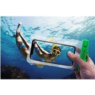 FIXED Float zárórendszerrel és IPX8 tanúsítvánnyal, lime - Mobiltelefon tok