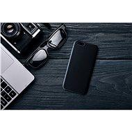 FIXED Tale Huawei Mate 20 Pro készülékhez, fekete - Telefon hátlap