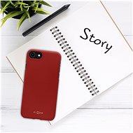 FIXED Story Xiaomi Redmi 6 készülékhez, piros - Telefon hátlap