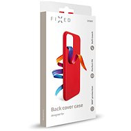 FIXED Story Huawei P40 Lite készülékhez piros - Telefon hátlap