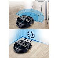 Samsung VR20K9350WK/GE robotproszívó - Robotporszívó