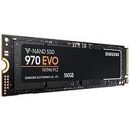 Samsung 970 EVO 500GB - SSD meghajtó