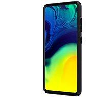 Nillkin Frosted tok Samsung Galaxy A52-hez Black - Telefon hátlap