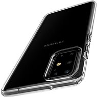 Spigen Liquid Crystal Clear Samsung Galaxy S20+ - Telefon hátlap