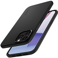 Spigen Thin Fit Black iPhone 12/iPhone 12 Pro - Telefon hátlap