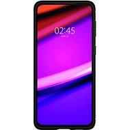 Spigen Rugged Armor Black Samsung Galaxy S21+ - Telefon hátlap