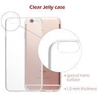 Swissten Clear Jelly a Xiaomi REDMI 8A készülékhez - Telefon hátlap
