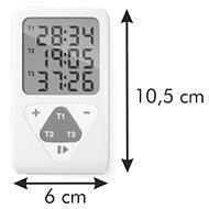 TESCOMA Digitális konyhai időzítő ACCURA - Időzítő