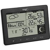 TFA 35.1158.01.GB ELEMENTS - házi meteorológiai állomás - időjárás előrejelzéssel és két ébresztőórá - Időjárás állomás