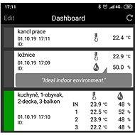 TF 31.4007.02 WEATHERHUB szett 7 - Időjárás állomás
