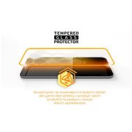Tempered Glass Protector - Xiaomi Mi 11 - 3D Glass, fekete + kamera üveg - Üvegfólia