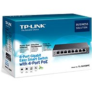 TP-LINK TL-SG108PE - Switch