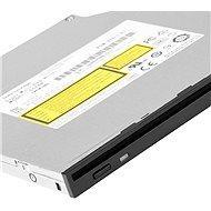SilverStone SOD04 Belső Slim Slot-In olvasó, fekete - DVD meghajtó