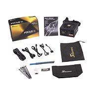 Seasonic Focus 650 Gold Semi-modular - PC tápegység