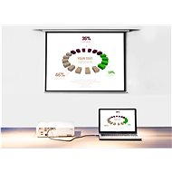 Vention DisplayPort (DP) to HDMI Cable 1,5 m Black - Videokábel