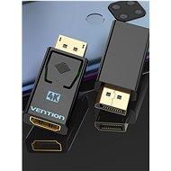 Vention DisplayPort (DP) to HDMI 4K Adapter - Átalakító