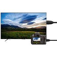 Vention Mini HDMI to HDMI Cable 2m Black - Videokábel